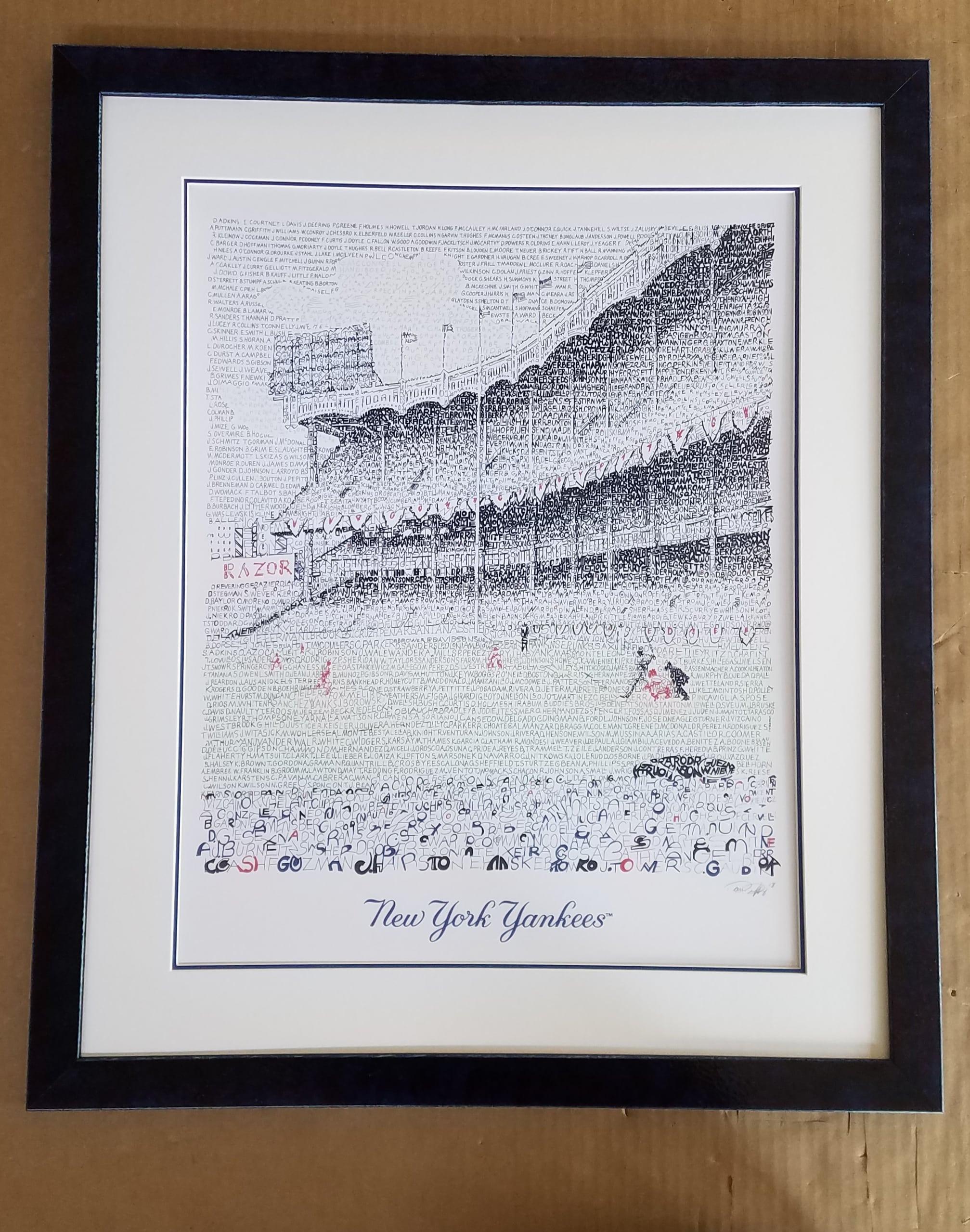 Yankees Artwork